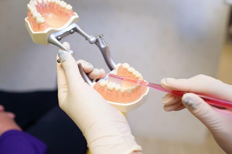歯みがき指導(TBI)
