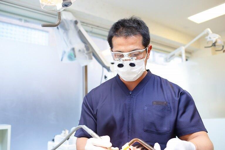 歯周病治療(歯周再生治療)